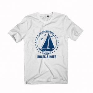 Prestige Worldwide Boats And Hoes Unisex Tshirt