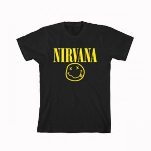 nirvana logo Unisex Tshirt
