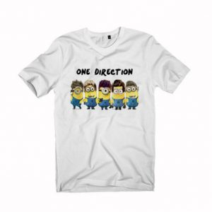 one direction minions Unisex Tshirt