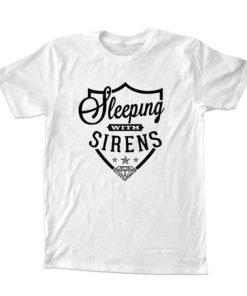 sleeping with sirens Unisex Tshirt