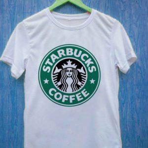 starbucks coffee Unisex Tshirt