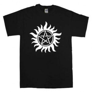supernatural tattoo Unisex Tshirt
