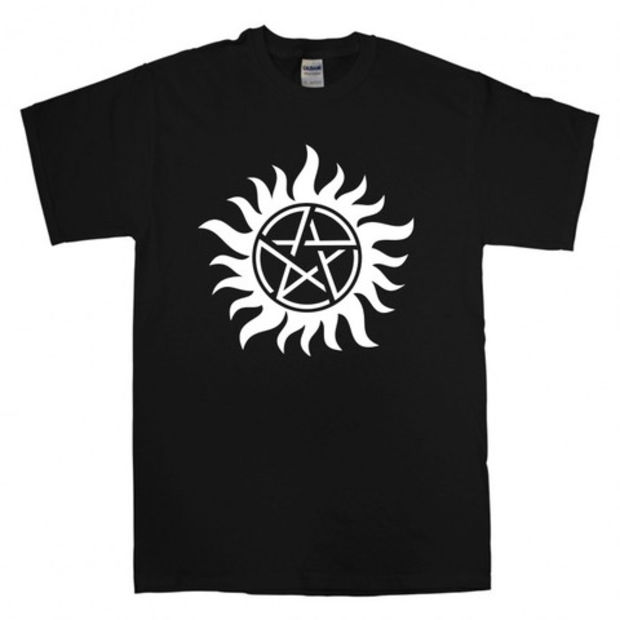 supernatural tattoo Unisex Tshirt