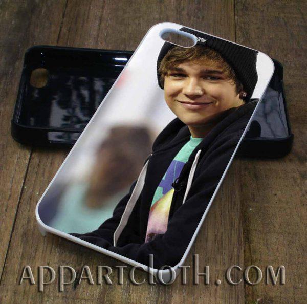 Austin Mahone phone case