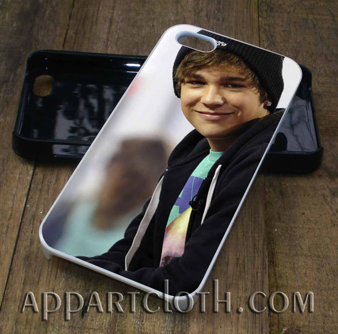 Austin Mahone phone case