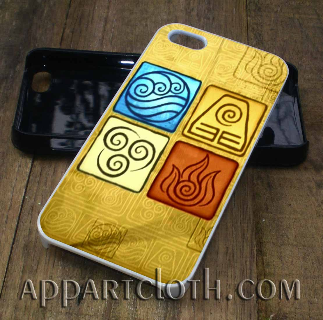 Avatar 4 Elements phone case