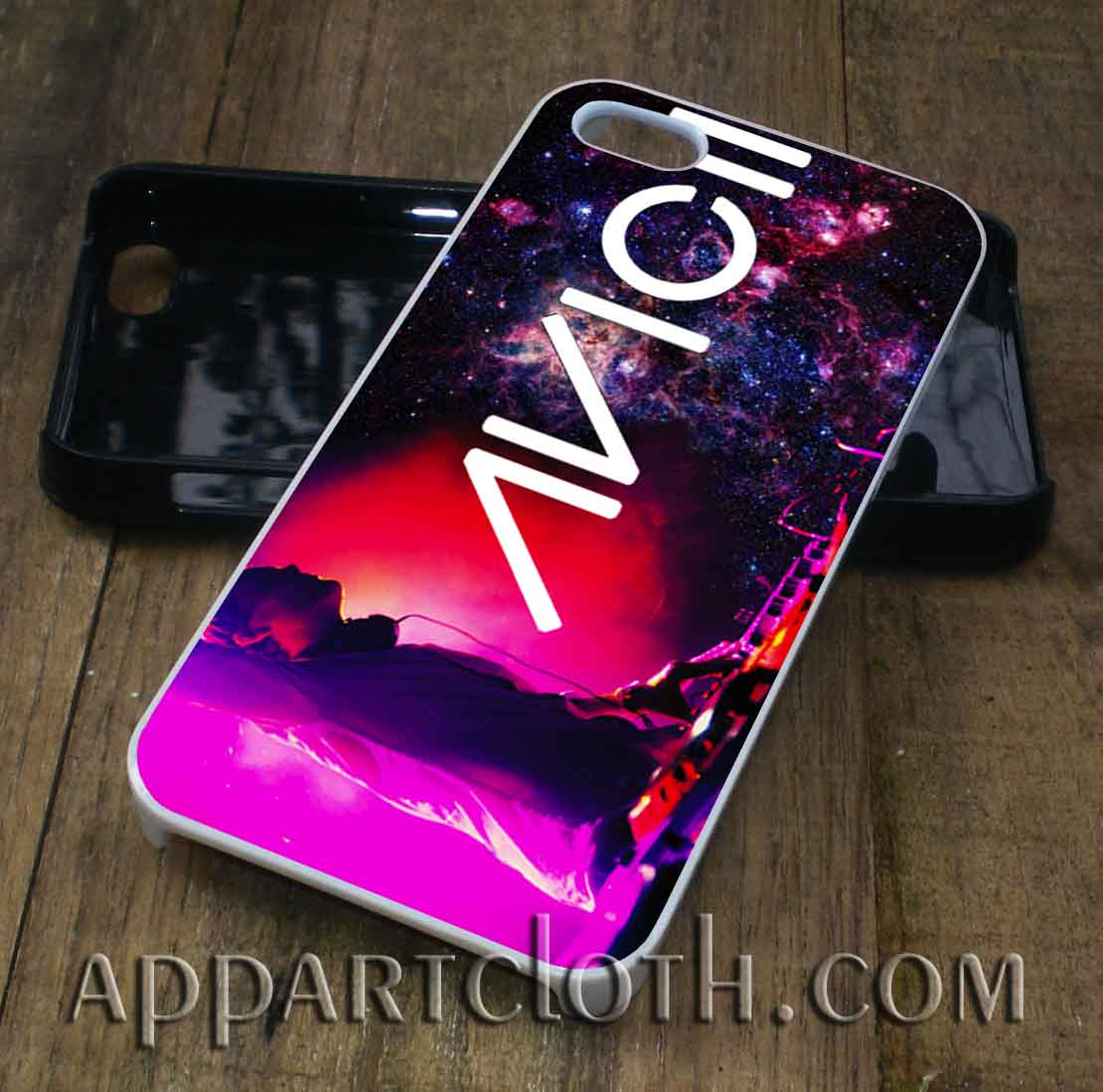Avicii Nebula phone case