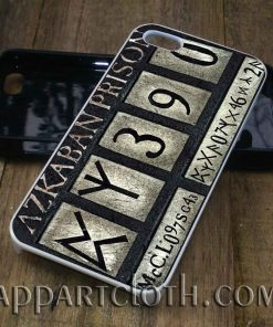 Azkaban Prison Plat phone case