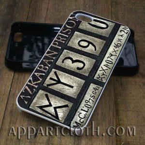 Azkaban Prison Plat phone case