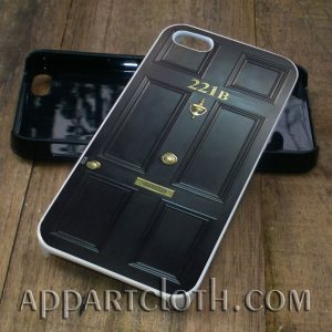 BBC Sherlock Benedict 221 B phone case iphone case, samsung case