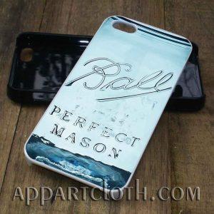 Ball Mason Jar phone case