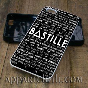 Bastille Bad Blood phone case