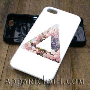 Bastille Floral Logo phone case