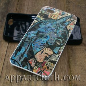 Batman Comic phone case
