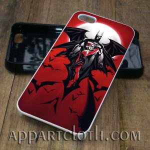 Batman Harley Quinn phone case