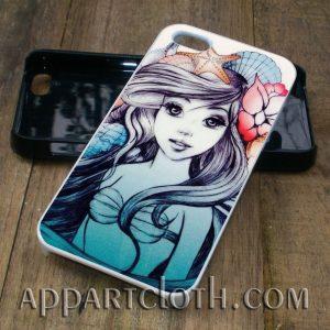Beautifull Ariel little mermaid phone case iphone case, samsung case