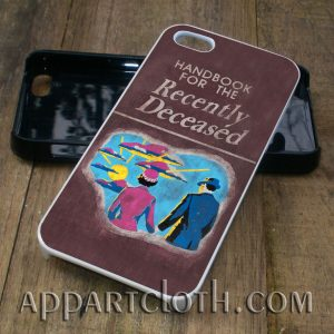 beetlejuice handbook for the recently deceased phone case iphone case, samsung case