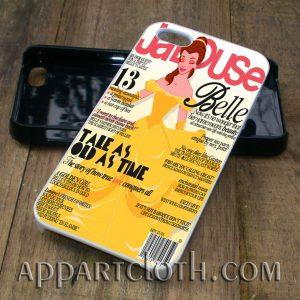 belle jalouse phone case iphone case, samsung case