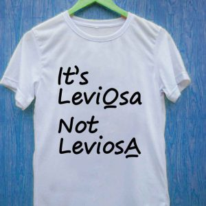 It's LeviOsa Not LeviosA harry potter Tshirt