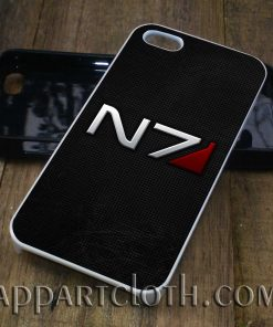 Logo of Mass Effect phone case