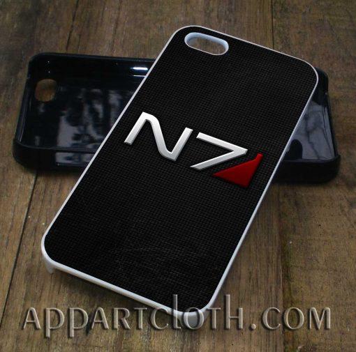 Logo of Mass Effect phone case
