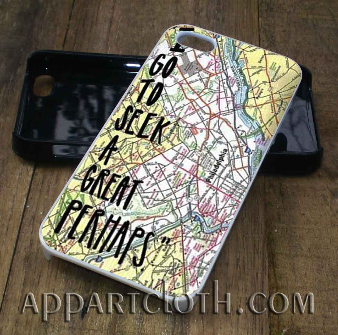 Looking for alaska quote john green phone case