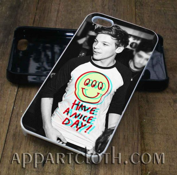 Louis Tomlinson one direction phone case