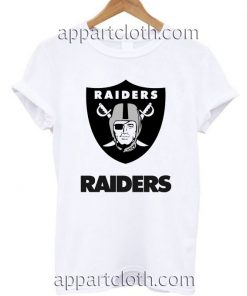 Oakland Raiders T Shirt Size S,M,L,XL,2XL