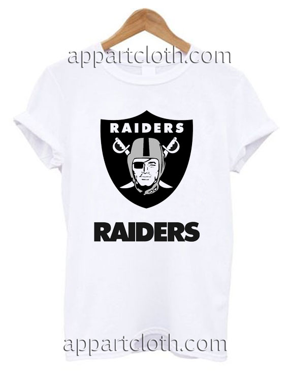Oakland Raiders T Shirt Size S,M,L,XL,2XL