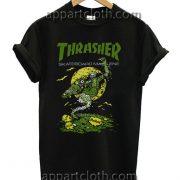 the devil thrasher T Shirt Size S,M,L,XL,2XL
