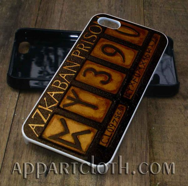 azkaban prison phone case