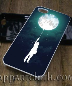ballon moon phone case