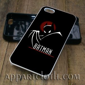 batman logo phone case