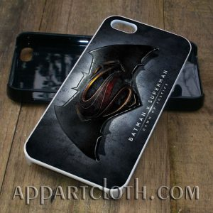 batman superman dawn of justice phone case