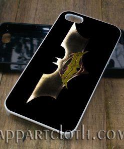 batman trinity phone case