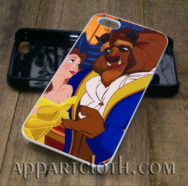 beauty and the beast phone case iphone case, samsung case