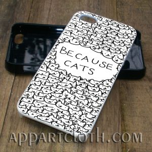 because cats phone case iphone case, samsung case