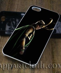 loki avengers phone case