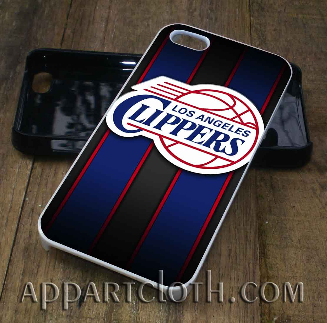 los angeles clippers phone case