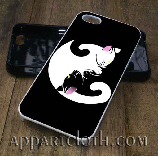 luna artemis yin yang phone case