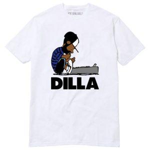 Dilla Schroeder logo T Shirt Size S,M,L,XL,2XL