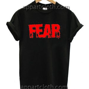 FEAR - The Walking Dead T Shirt Size S,M,L,XL,2XL