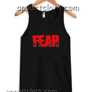 FEAR - The Walking Dead Adult tank top men and women