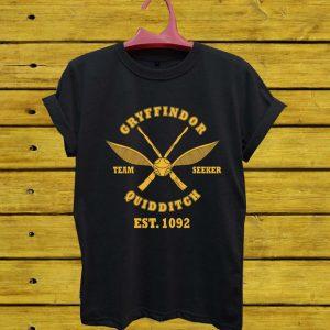 GRYFFINDOR harry potter T Shirt Size S,M,L,XL,2XL