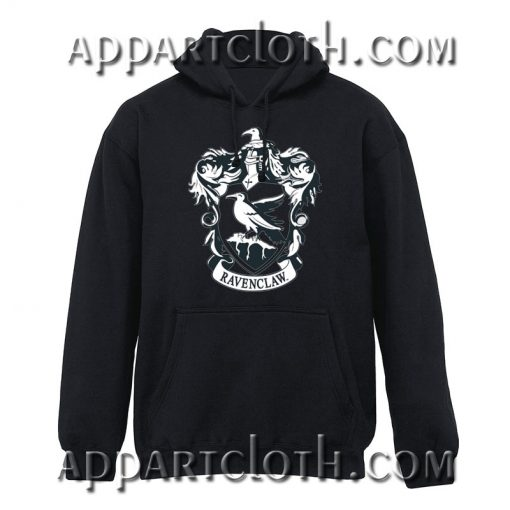 Ravenclaw Logo Harry Potter Hoodie