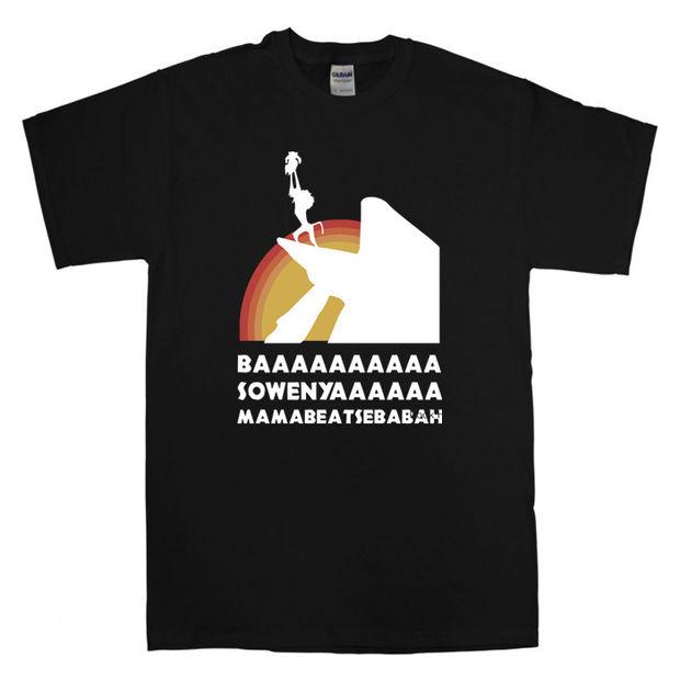 Hakuna matata quotes T Shirt Size S,M,L,XL,2XL