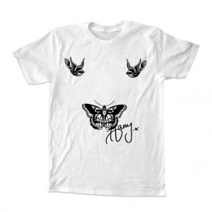 Harry styles' tattoos signature T Shirt Size S,M,L,XL,2XL
