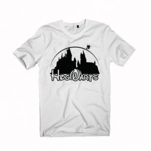 Hogwarts harry potter T Shirt Size S,M,L,XL,2XL