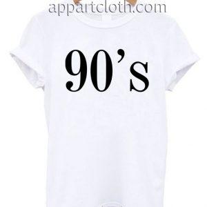 90s T Shirt Size S,M,L,XL,2XL