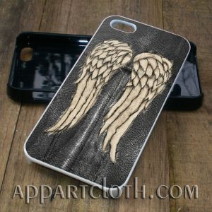 Daryl Dixon Walking Dead phone case iphone case, samsung case